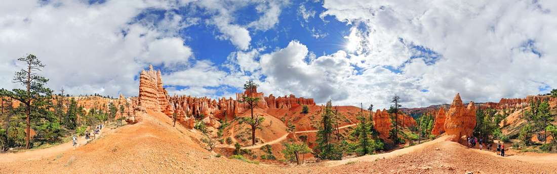 Bryce Canyon,Utah, USA