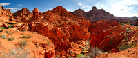 Valley of Fire, Nevada, USA